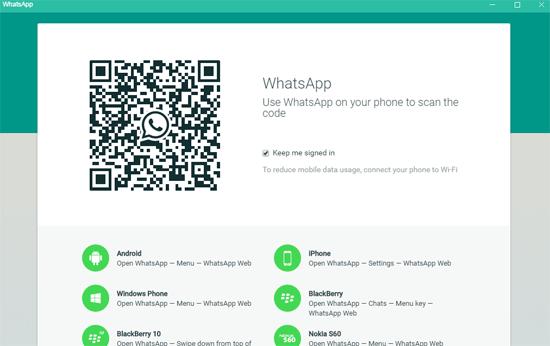 Cara Pasang Whatsapp di PC