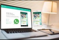 Cara Buka Whatsapp di Laptop
