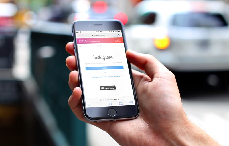 Cara menampilkan instagram di website